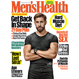 Silver 21 Day Power Yoga Transformation Men S Health Magazine