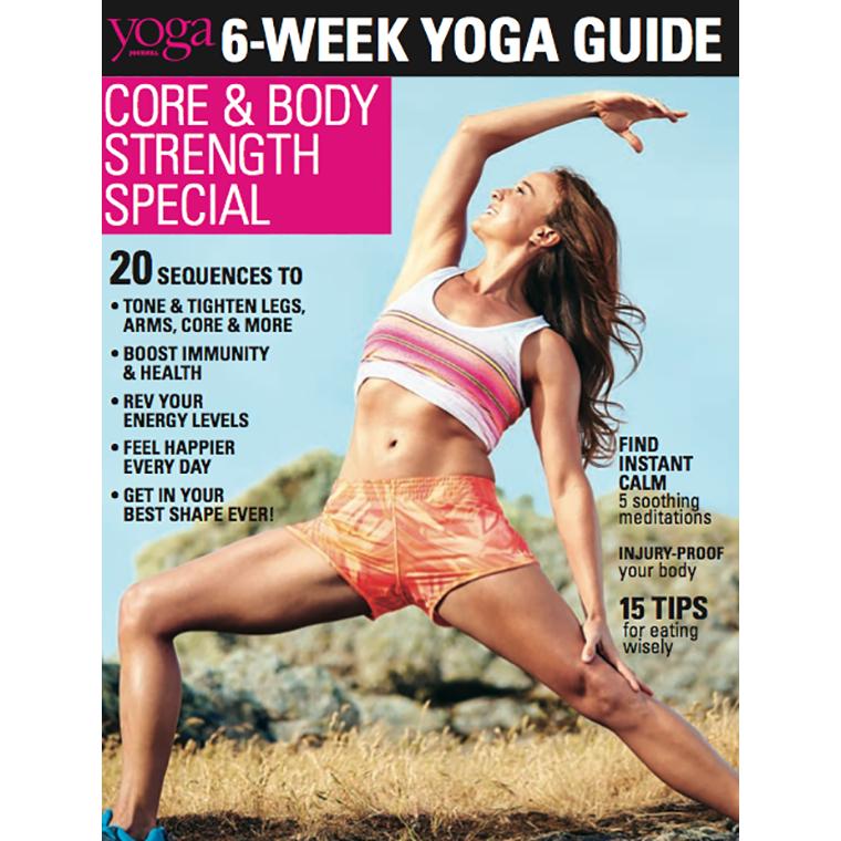 3591e63e9d394 Core   Body Strength by Yoga Journal