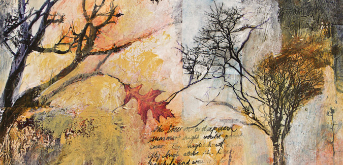 Within the Layers: Inspirational Mixed-Media Techniques