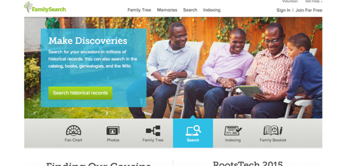 Become a FamilySearch.org Power User