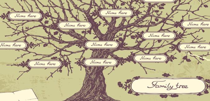 Online Family Trees