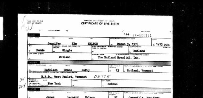 Using Birth Records