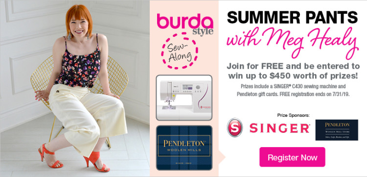 Learn to Sew: Online Sewing Classes | Burda University