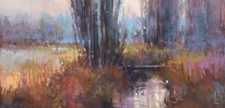 Bold Underpaintings for Lively Pastel Landscapes