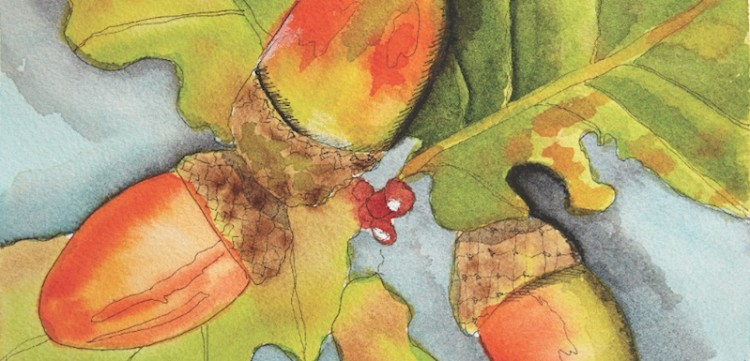 Art Journaling: The No Excuses Approach to Drawing and Watercolor