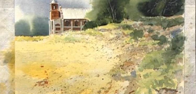 Acrylics: The Watercolor Alternative With Charles Harrington