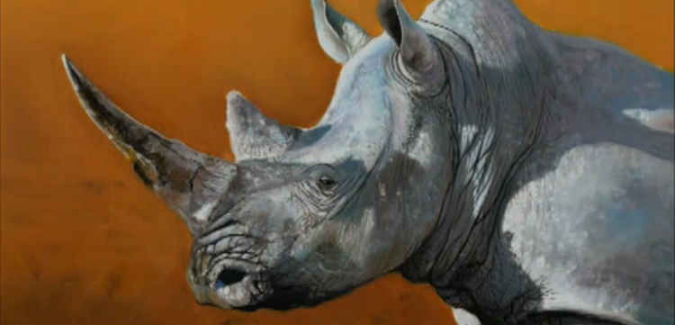 A Brush with Wildlife in Oils with Pip McGarry