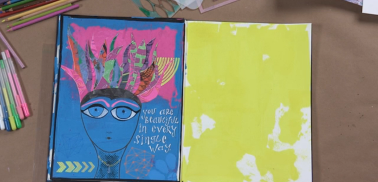 Amazing Pages: Art Journals