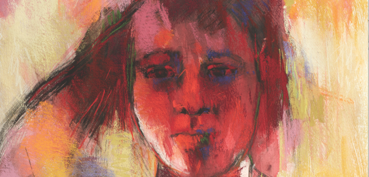 Abstract Painting Techniques: Portraits in Pastel
