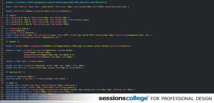 Advanced CSS Layouts