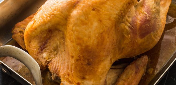 Easier Roast Turkey And Gravy