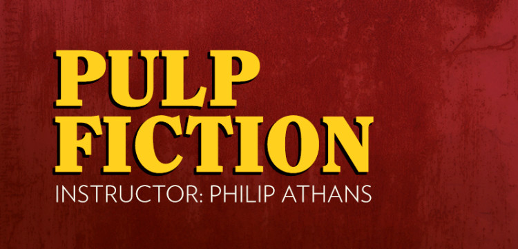 Pulp Fiction: Online Workshop on Writing a Short Story