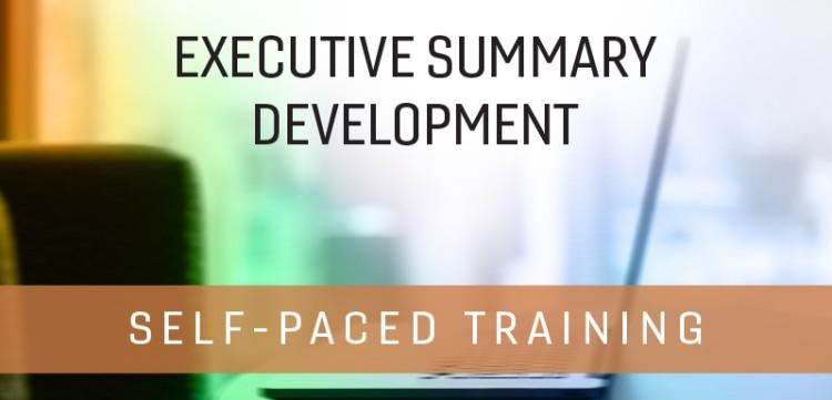 Executive Summary Development Shipley Associates