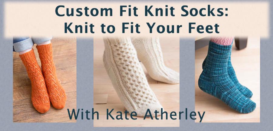 Kate Atherley Knits A Lot Mainly Socks