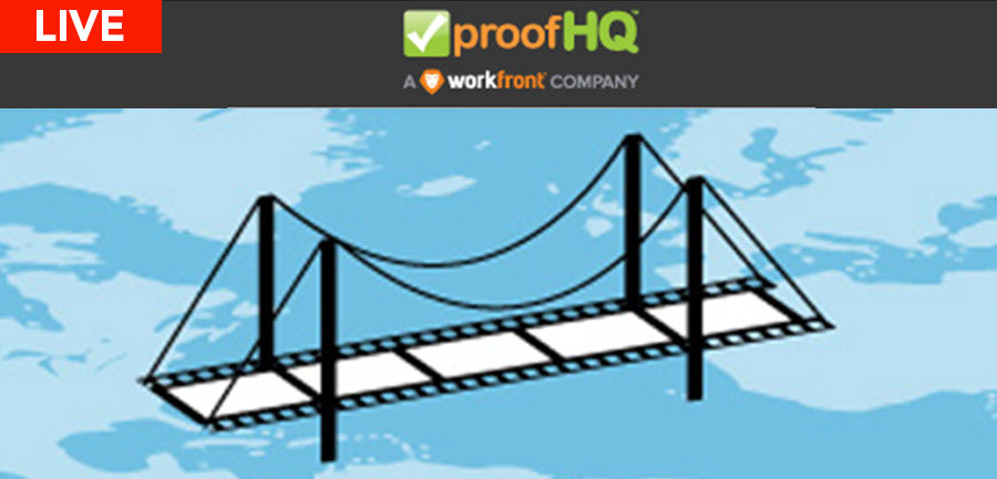 Video Production and Online Proofing for the Distributed Workforce