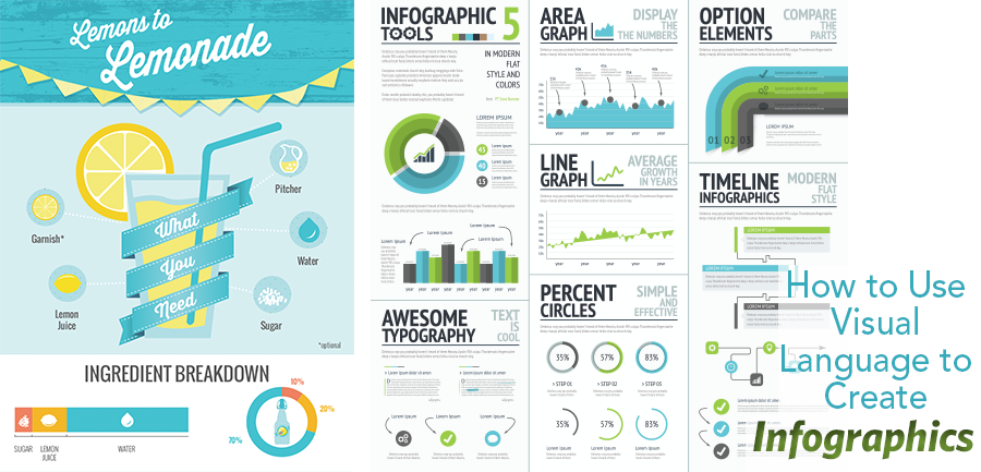 How to Use Visual Language to Create Infographics