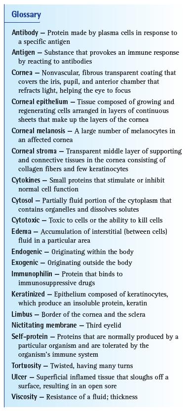 Chronic Superficial Keratitis - VetFolio