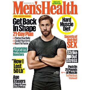Silver 21 Day Power Yoga Transformation Men S Health Magazine