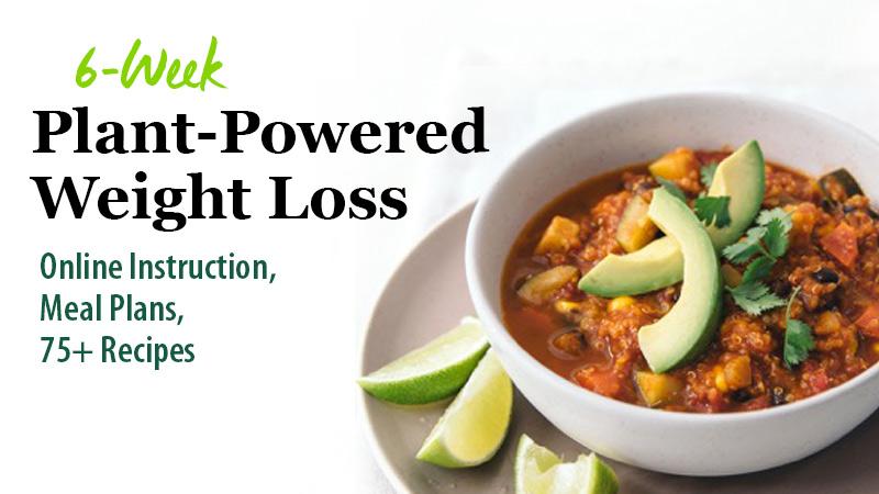Vegetarian Weight Loss Program