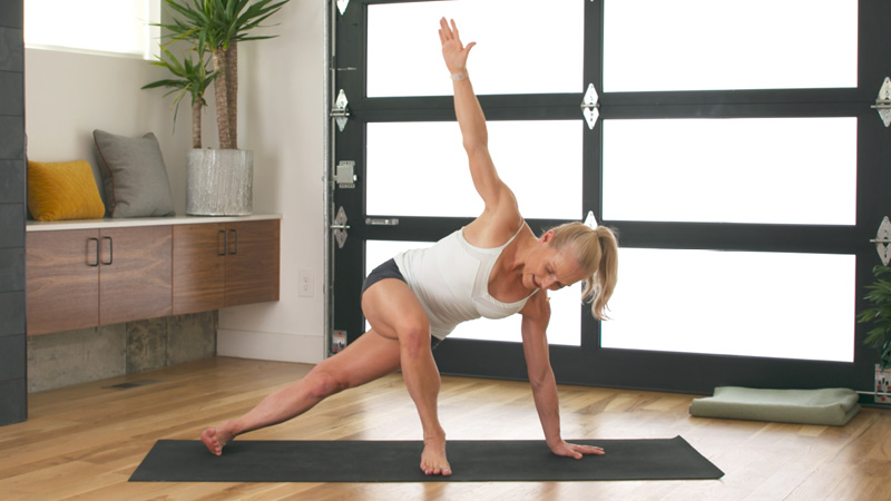 Iyengar Yoga For Strength And Agility Online Course With Carrie Owerko