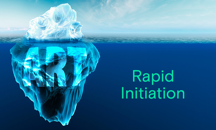 The Potential Benefits of Rapid ART Initiation