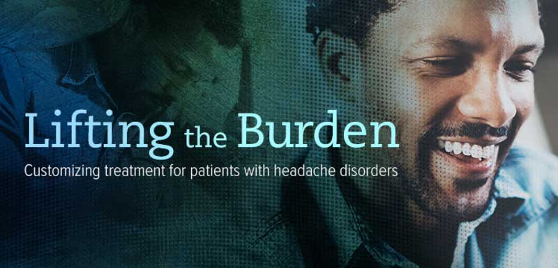 Lifting the Burden: Customizing Treatment for Patients with Headache Disorders