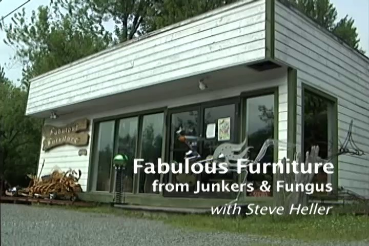 Fabulous Furniture, With Steve Heller