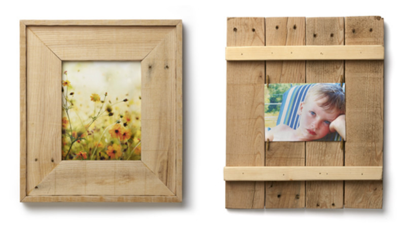 Diy Wood Pallet Projects Picture Frames Craft Daily Video