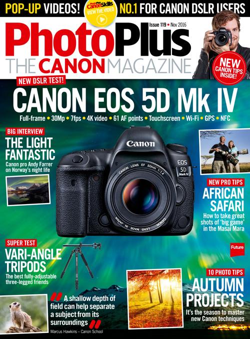 Digital Camera Magazine Tip Cards