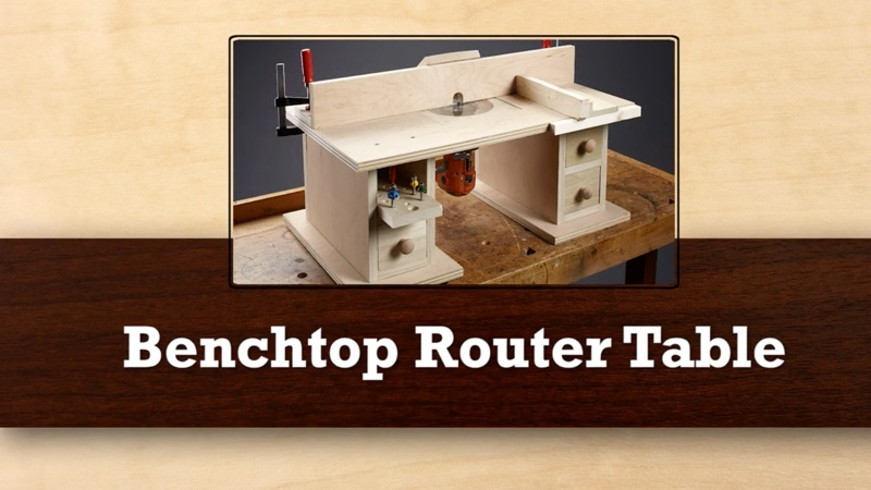I can do that benchtop router table popular woodworking videos video thumbnail keyboard keysfo Images