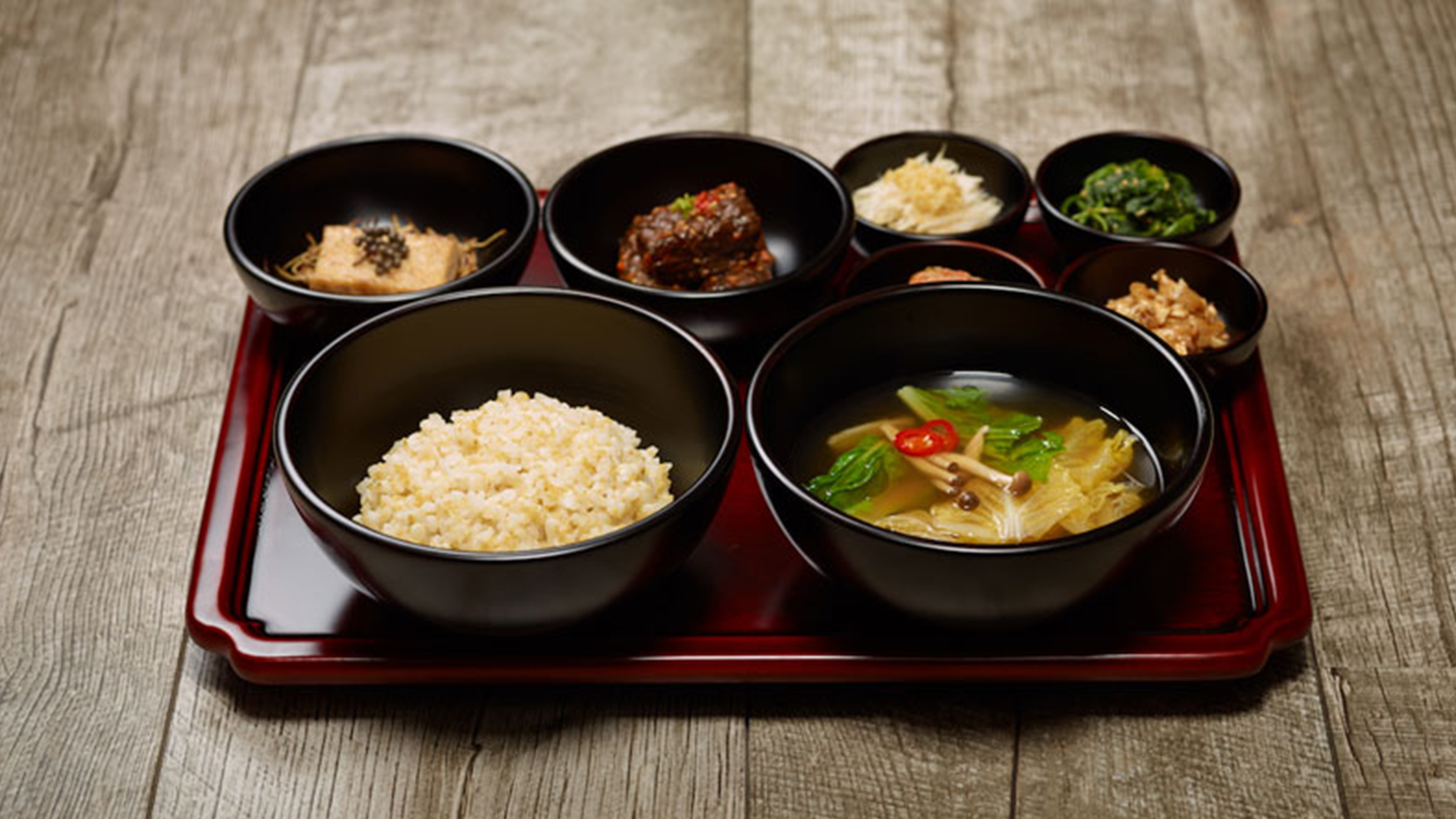 Korean Buddhist Cooking Tricycle Online Courses