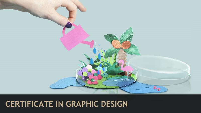howu design certificates